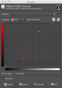 CrossProcess_tut_redCurves