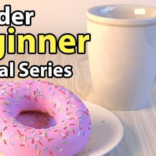 Blender Beginner Tutorial – Part 1: User Interface