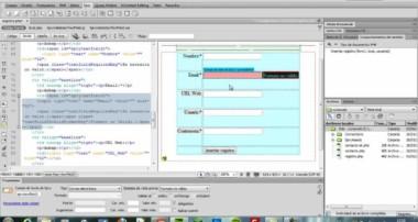 [Parte1]Sistema de Login y Registros con PHP, MySql, Dreamweaver…Tutorial Página Web[Cap.2]