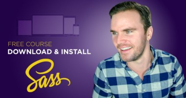 Bootstrap 4 Tutorial [#11] Download & Install SASS