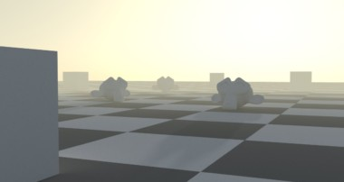 Tutorial: Mist in Cycles, the Easy Way! (Blender 2.70)