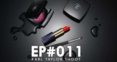 How to do product photography, tutorial by Karl Taylor – EP#011
