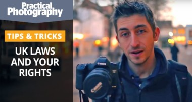 Photography tips – UK laws and your rights