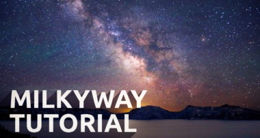 Milkyway & Night Photography Tutorial | Long Exposure