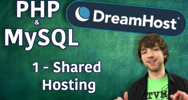 PHP MySQL in DreamHost Tutorial 1 – Signing Up for Shared Hosting