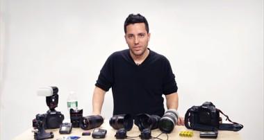 Wedding Photography Tips: Gear Bag with Moshe Zusman
