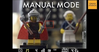 Photography Tutorial – Shooting in Manual Mode – Episode 8