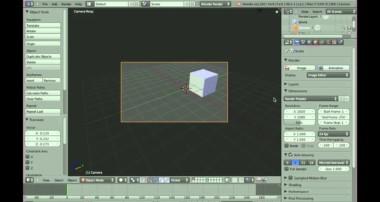 Blender Tutorial: Render an animation (export a video file)