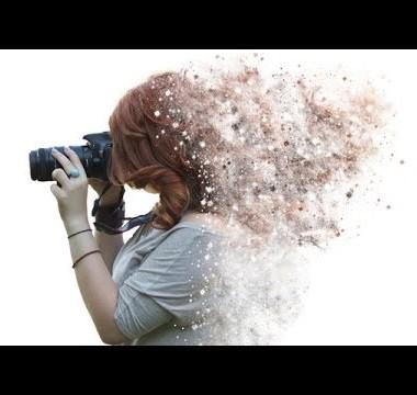 Tutorial Photoshop CS6 – Disintegration effect