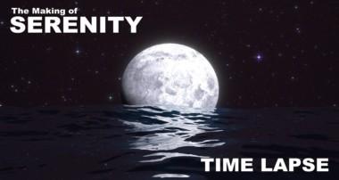 Blender 3D timelapse: Making of Serenity