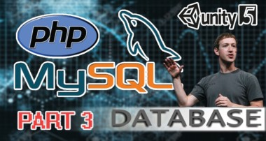 Unity 3D PHP MySQL Database Tutorial Part 3