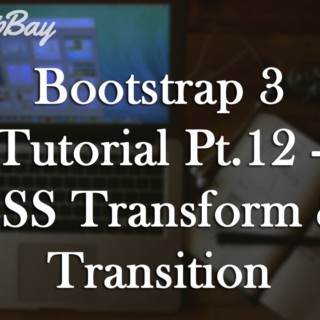 Bootstrap 3 Tutorial Pt.12 – CSS Transform & Transition Effects