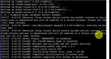 Tutorial: Apache2, MySQL und PhpMyAdmin auf Linux installieren [Deutsch]