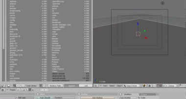Blender 3D – Importing Models