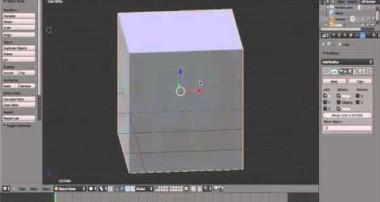 Beginners Blender 3D: Tutorial 7 – Using the Mirror Modifier