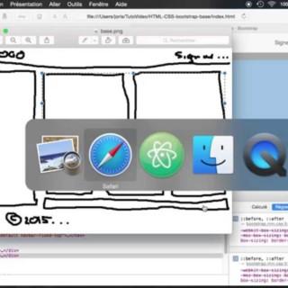HTML + CSS : Utilisation de base de Bootstrap