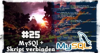 MySQL + Skript verbinden #25 Tutorial Spigot