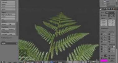 Basic Plant In Blender(Tutorial)