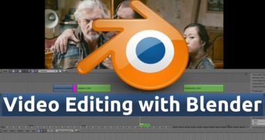 12 – Blender Video Editing (Video Overlay / Transform Strip Dependency)