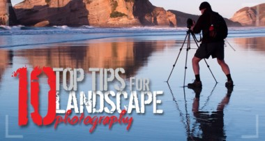 Photography Tips | 10 Top Tips for Landscape Photography | Tutorial with free guide