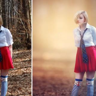 Photoshop CC Tutorial – Fantasy Looks Photo Effect Editing