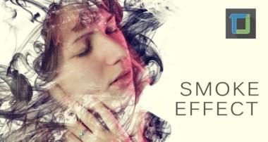 Smoke dispersion effect | photoshop tutorials cs6