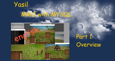 #1.1 Unity 5 Tutorial MMO with MySQL