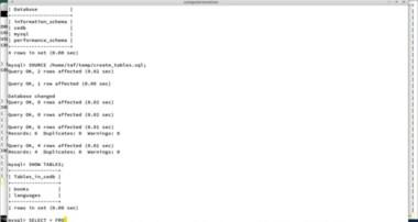 FOREIGN KEY, MYSQL TUTORIAL, PART 42
