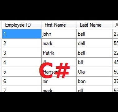 C# Tutorial 20: Change column title of datagridview when connecting Mysql