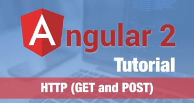 Angular 2 Tutorial (2016) – HTTP (GET and POST to RESTful Service)