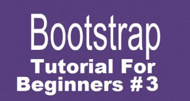 Bootstrap Tutorial For Beginners 3 – Row and Column in Grid System