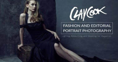Clay Cook – Fashion and Editorial Portrait Photography Tutorial