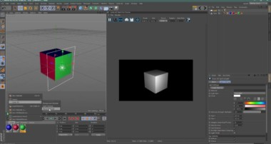 Cycles 4D Tutorial – Applying Multiple Materials to an Object