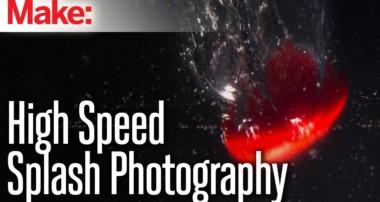 High-Speed Splash Photography