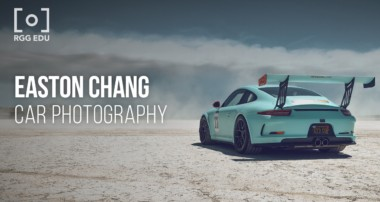 Car Photography Tutorial with Easton Chang – RGG EDU Master Trailer
