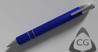 Saturday Modeling: Making a Pen in Blender