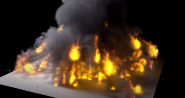 Blender 2.71 Tutorial – Cycles Smoke and Fire Explosion
