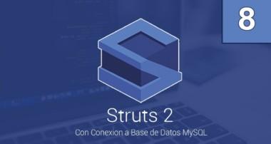 Tutorial Struts 2 con MySQL 8 –  Tag Library