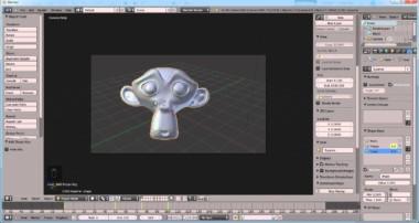How to use shape keys to morph a mesh in Blender 3D