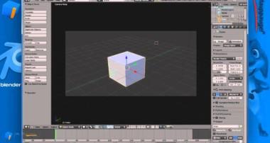 Blender Tutorial : Die Grundlagen #01 ( Die Arbeitsumgebung ) [deutsch] – SBL Multimedia