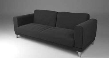 How to Make a Couch In Blender – Part 2
