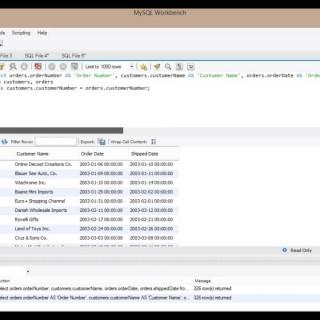 Lesson 6: Doing Advanced Queries – MySQL Course
