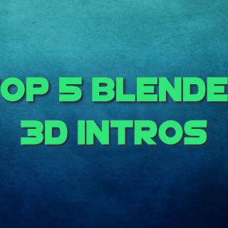 Top 5 Blender 3D Intro Templates + Download Links #2