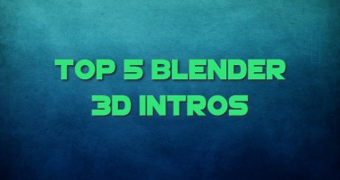 Top 5 Blender 3D Intro Templates + Download Links #2