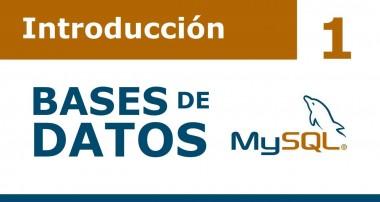 Curso Bases de Datos en MySQL – 1: Introducción