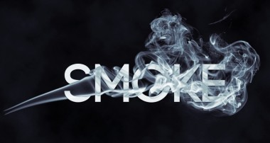 Photoshop Tutorials | Smoke Text Effect With Skulls