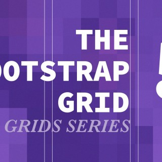 Bootstrap Grid – CSS Grids Series (part 5 – Jade Includes)