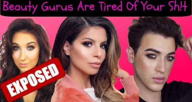 Beauty Guru's Are Fed Up With Drama Channels!