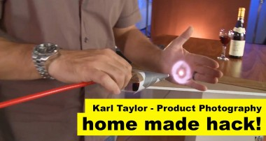 Karl Taylor – Product Photography Hack!