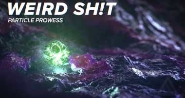 WEIRD SH!T EP005 – Particle Prowess [BLENDER]